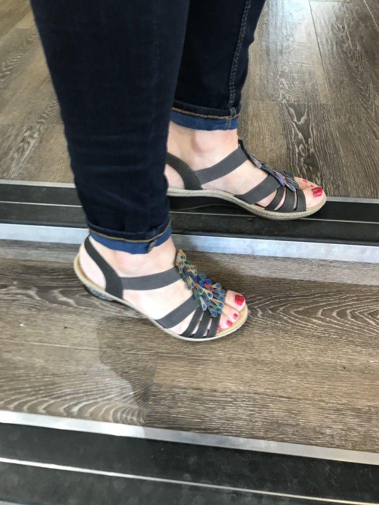 Rieker 2018!! | Colorful shoes, Comfortable shoes, Casual shoes