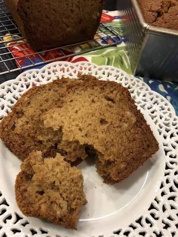 Applesauce Bread   Recipe   Applesauce bread, Chocolate ...