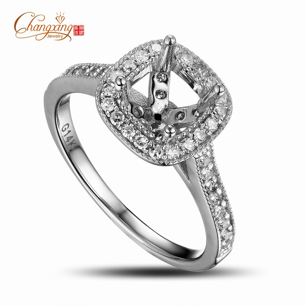 halo full product solitaire studio cut goldfull salt diamond mand pepper mandrel zoom ring and in