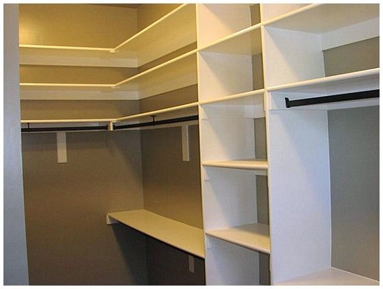 Closet Wire Shelving Units