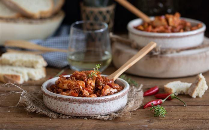 Bacalao Al Ajoarriero En Nestle Cocina Recetas Nestlecocina