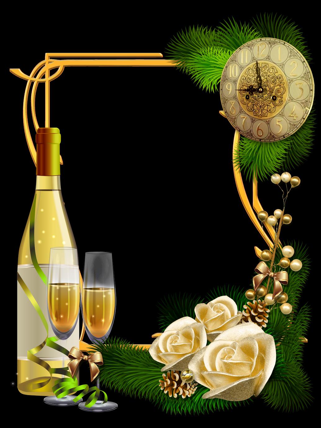 marco de navidad y año nuevo | FELIZ AÑO 2018 | Pinterest | Fotos de ...
