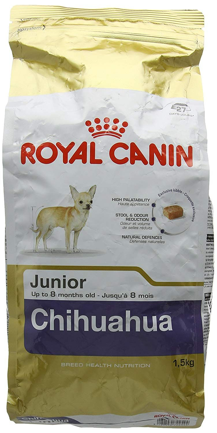 Royal Canin Chihuahua Junior Dog Food 1 5kg For More