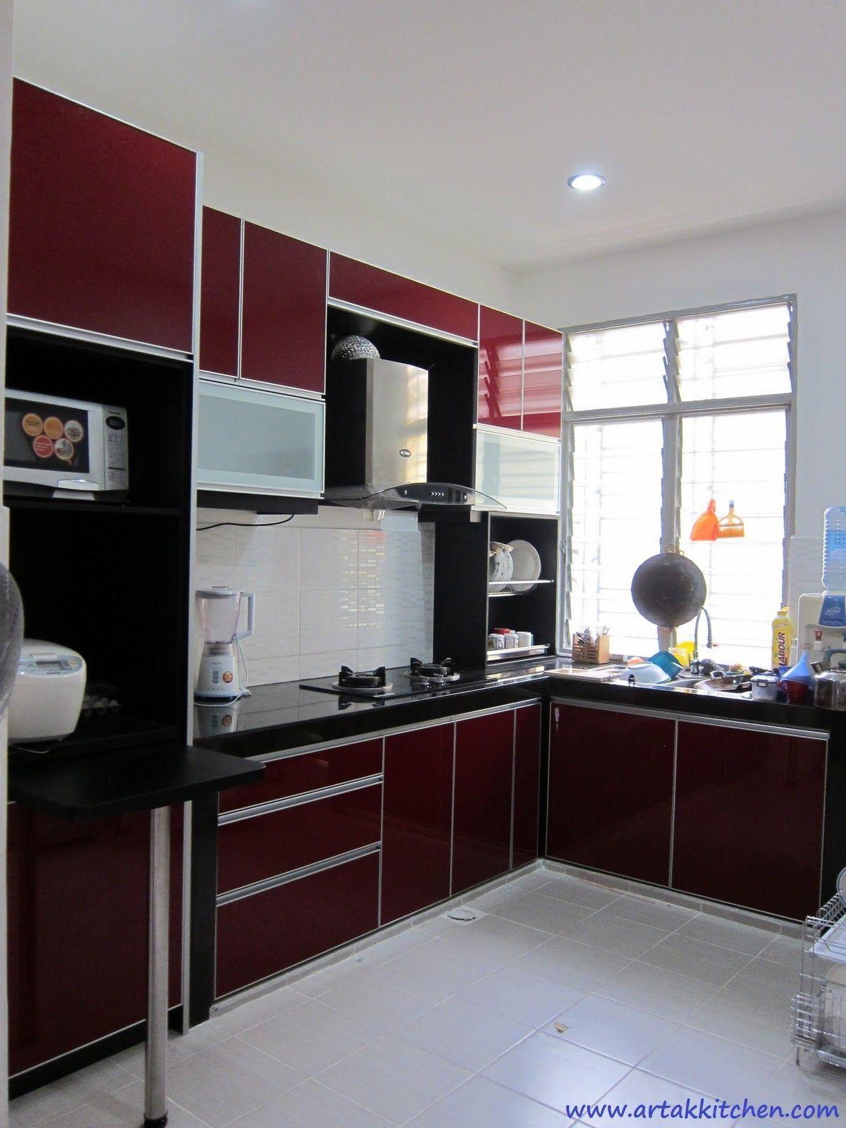 Image Result For Maroon Color Kitchen Cabinets Kitchen Image Result For Beige Cab In 2020 Modern Kitchen Cabinet Design Kitchen Cabinet Colors Kitchen Cabinet Design