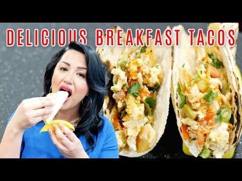 Migas Tacos | Views Taco Tuesday