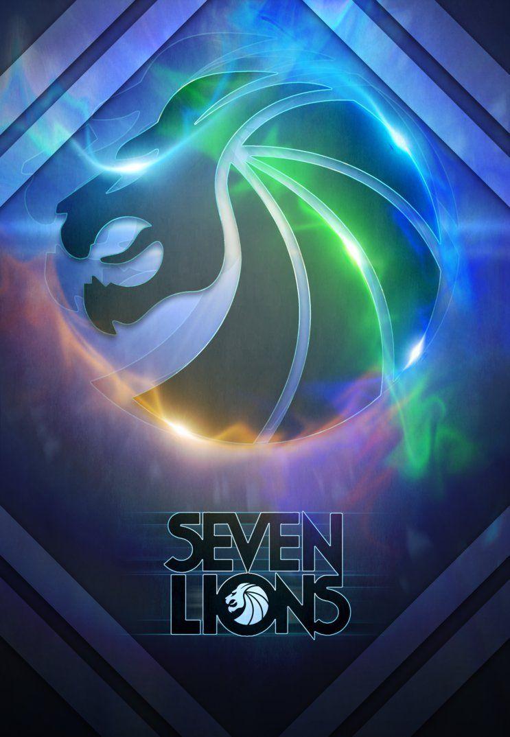 Wallpaper iphone edm - Seven Lions Wallpaper