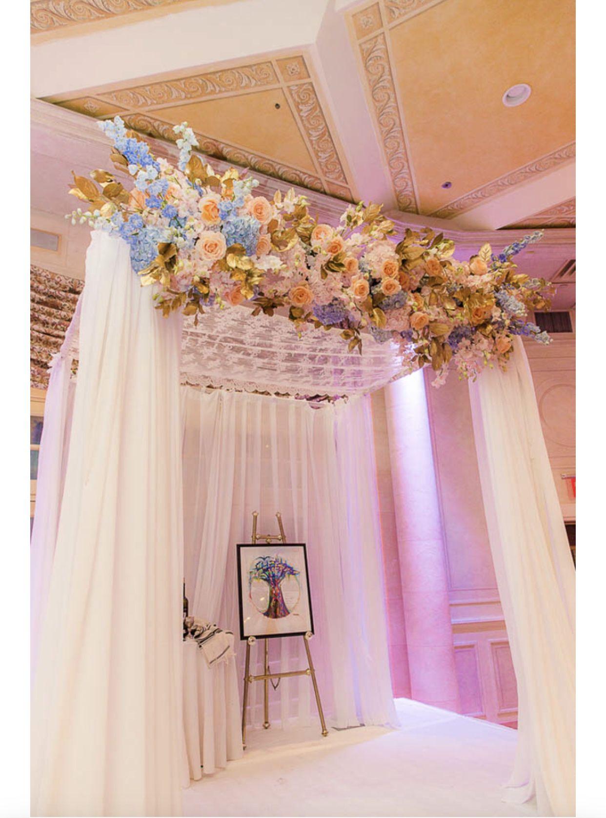 Rainbow Tree | Chuppah and Weddings