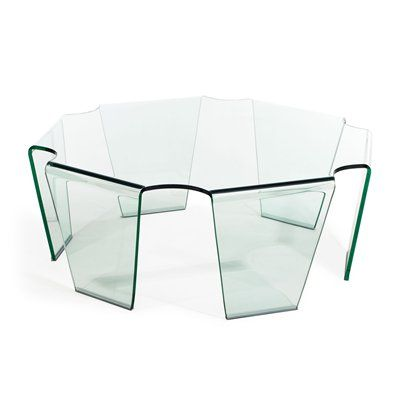 Zuo Modern Coffee Table 404083 Circuit Clear Glass In 2019