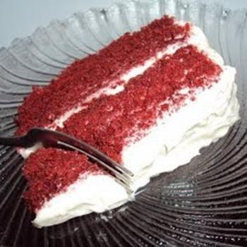 The BEST Red Velvet Cake Recipe. Easy. Moist. Homemade