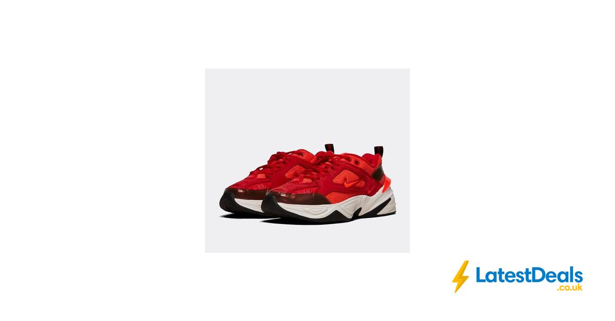 Nike Womens M2K Tekno Trainers University Red Sizes 3 > 7