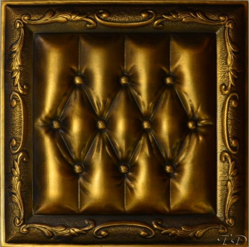 Ceiling Tiles 3d Wall Panels With Images Decorative Ceiling Tile Faux Leather Walls Leather Wall