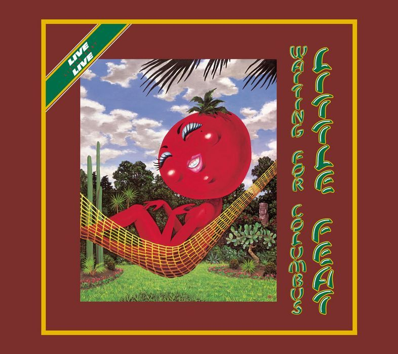 Got This Today For Less Than Ten Bucks Listening Now Nothing Sounds Better Than Vinyl Fact With Images Little Feat Album Covers Rock Album Covers