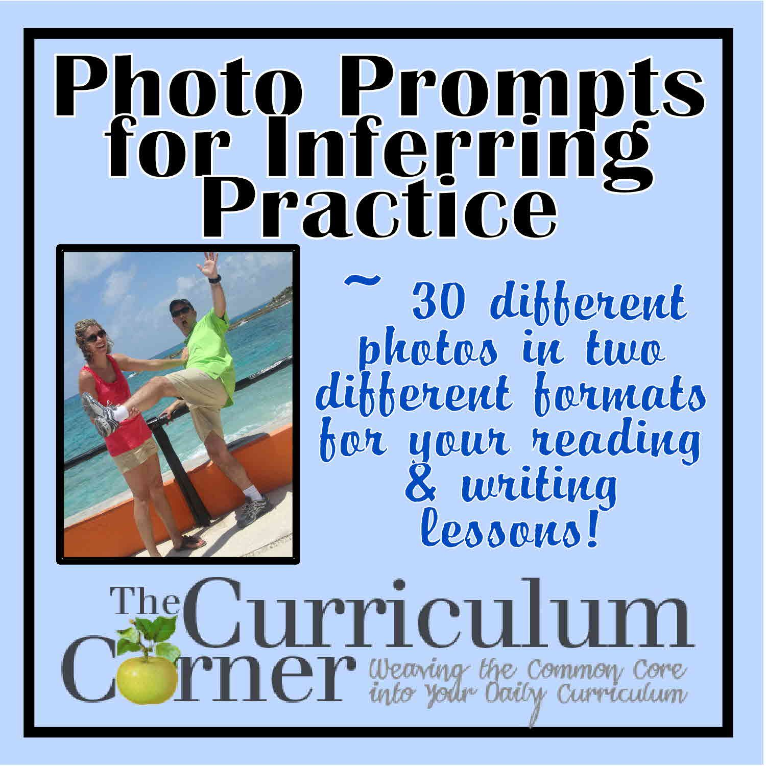 Inferring From Photo Prompts