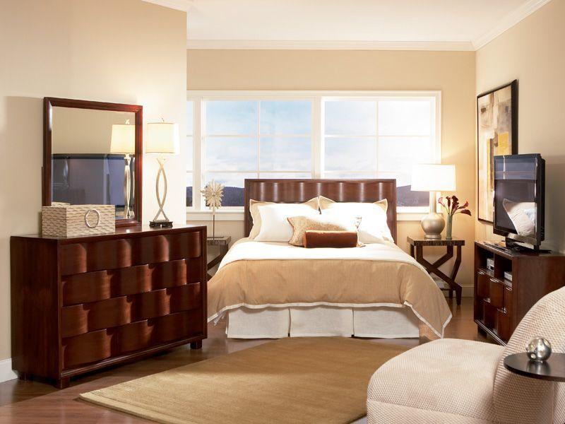 Wave Queen Bedroom