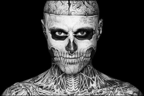 Gloobalteam El Hombre Más Tatuado Del Mundo The Most Tattooe