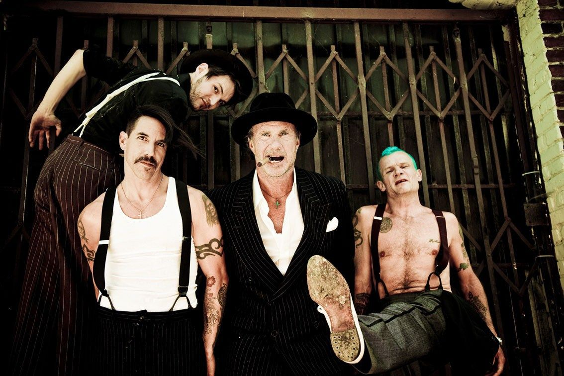Red hot chilli peppers new video/Red hot chilli peppers nuevo video