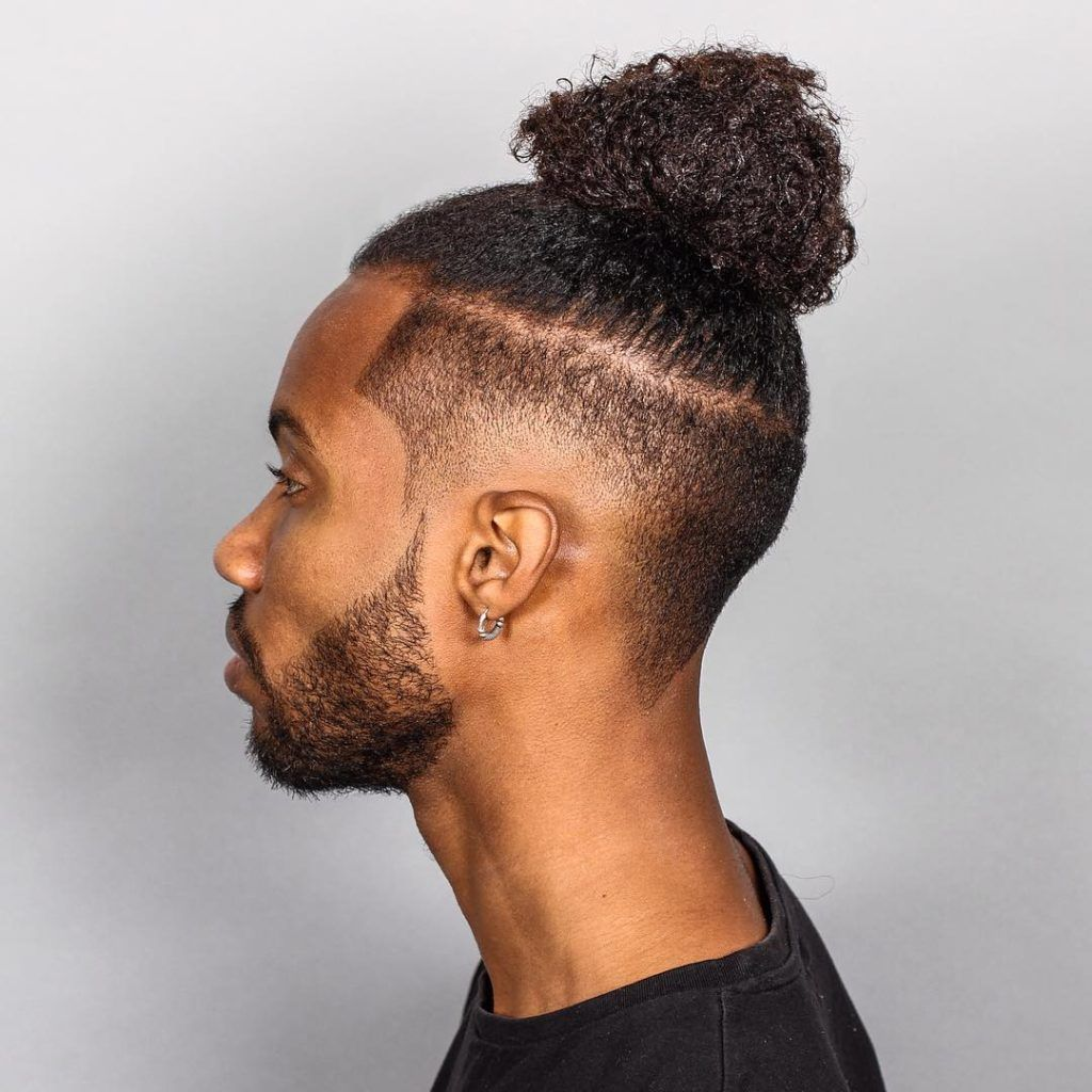 Curly Top Hairstyle and try hairstyle at home