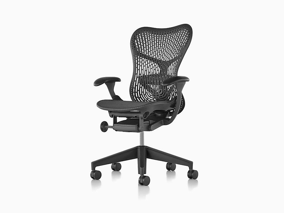 Mirra 2 Chair In 2020 Chair Used Office Chairs White Chair