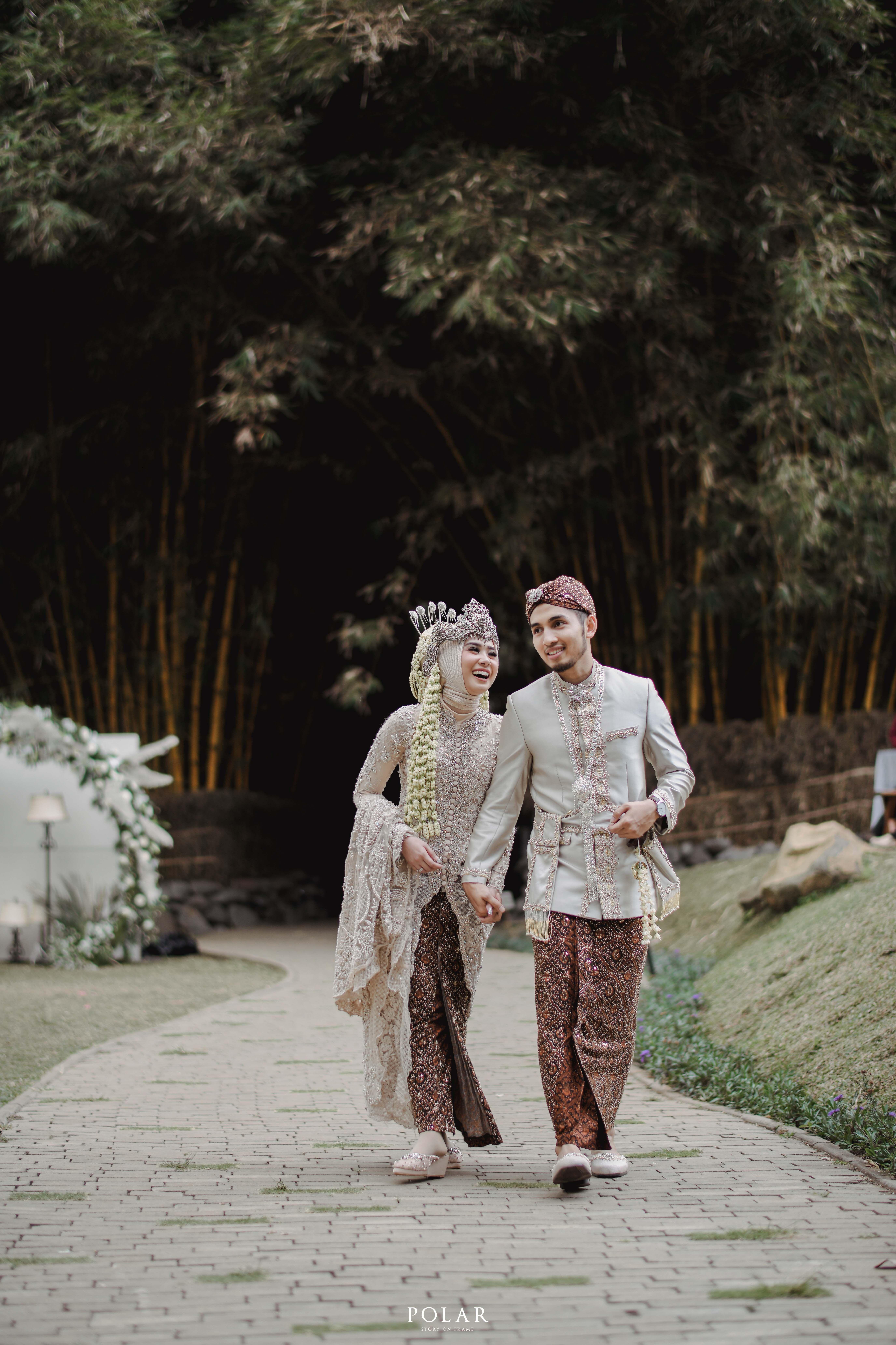Pernikahan Outdoor Ody & Adi di Bandung dengan Sentuhan