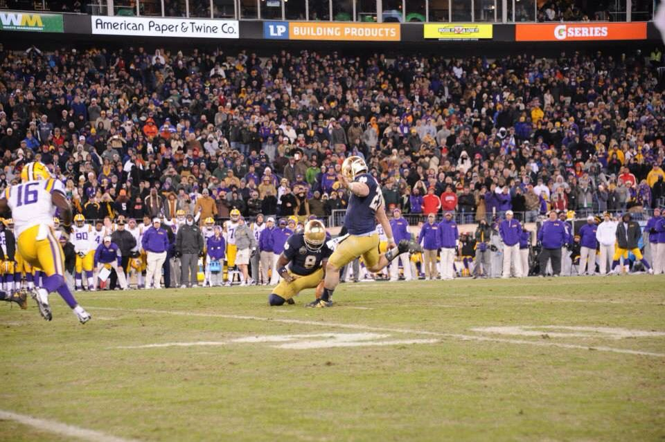 2014 music bowl with images notre dame football 2014