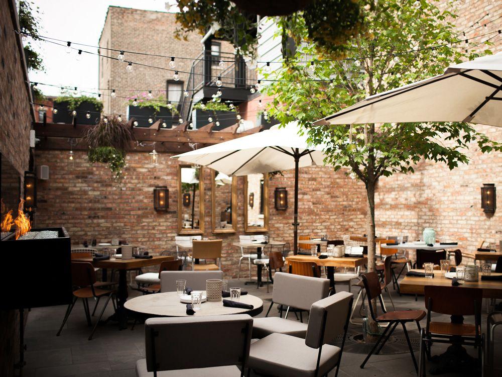 Best Hidden Patios In Chicago Stella Barra 1900 Halstead. Rooftop PatioOutdoor  PatiosOutdoor DiningChicago ...