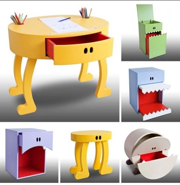 Muebles Con Gestos Inspiracion Pinterest Madera Muebles Para - Muebles-para-juguetes-nios