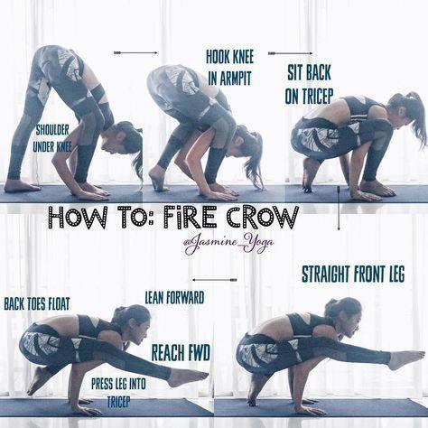 how to do fire crow yoga pose yoga teacher ad yoga