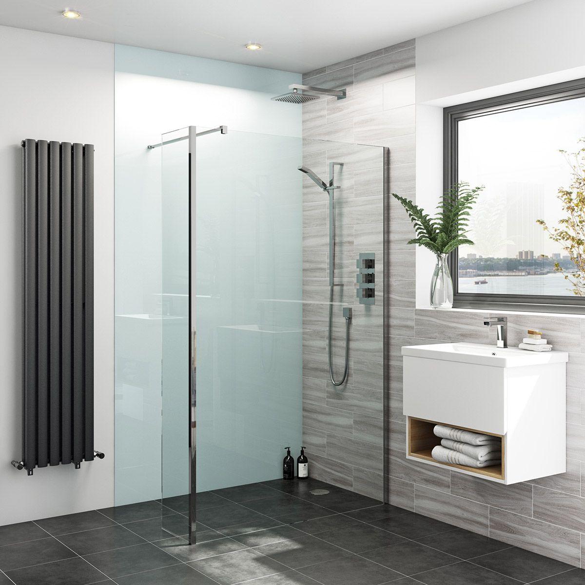 Zenolite Plus Air Acrylic Shower Wall Panel 2440 X 1220 Bathroom Shower Panels Acrylic Shower Walls Shower Wall Panels