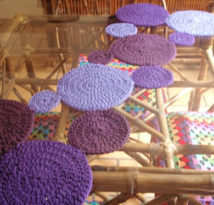 caminos de mesa tejidos al crochet camineros pinterest h keln und deko. Black Bedroom Furniture Sets. Home Design Ideas