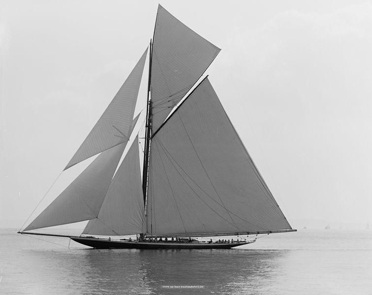 pre j class cutter valkyrie iii 1895 great sails pinterest schiffe segeln und boote. Black Bedroom Furniture Sets. Home Design Ideas