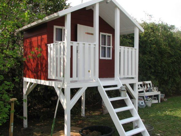 garten 39 spielhaus villa villekulla 39 for keira. Black Bedroom Furniture Sets. Home Design Ideas