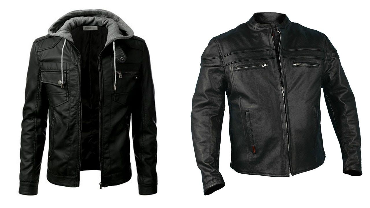 Best leather motorcycle jackets