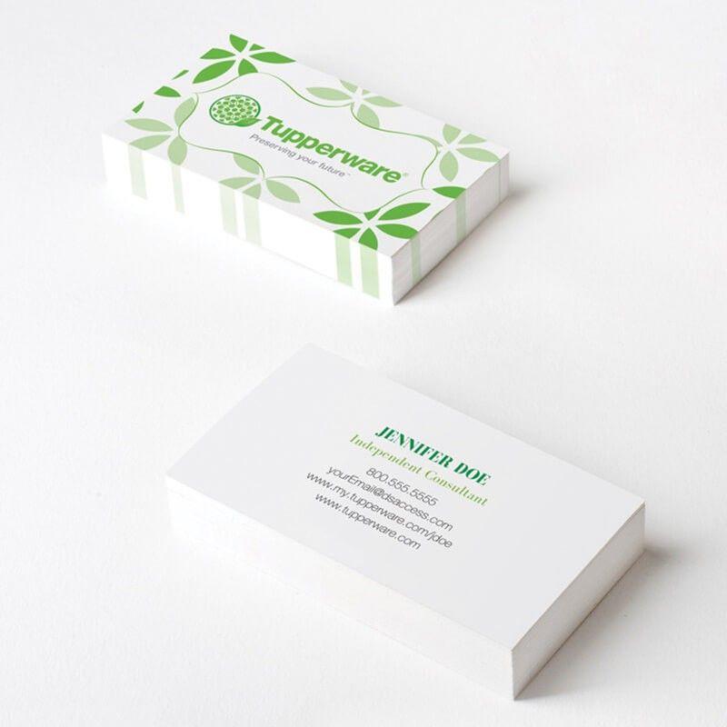 Tupperware Vine Business Cards Dsaccess Businesscards Tupperwarebusinesscards Visiter