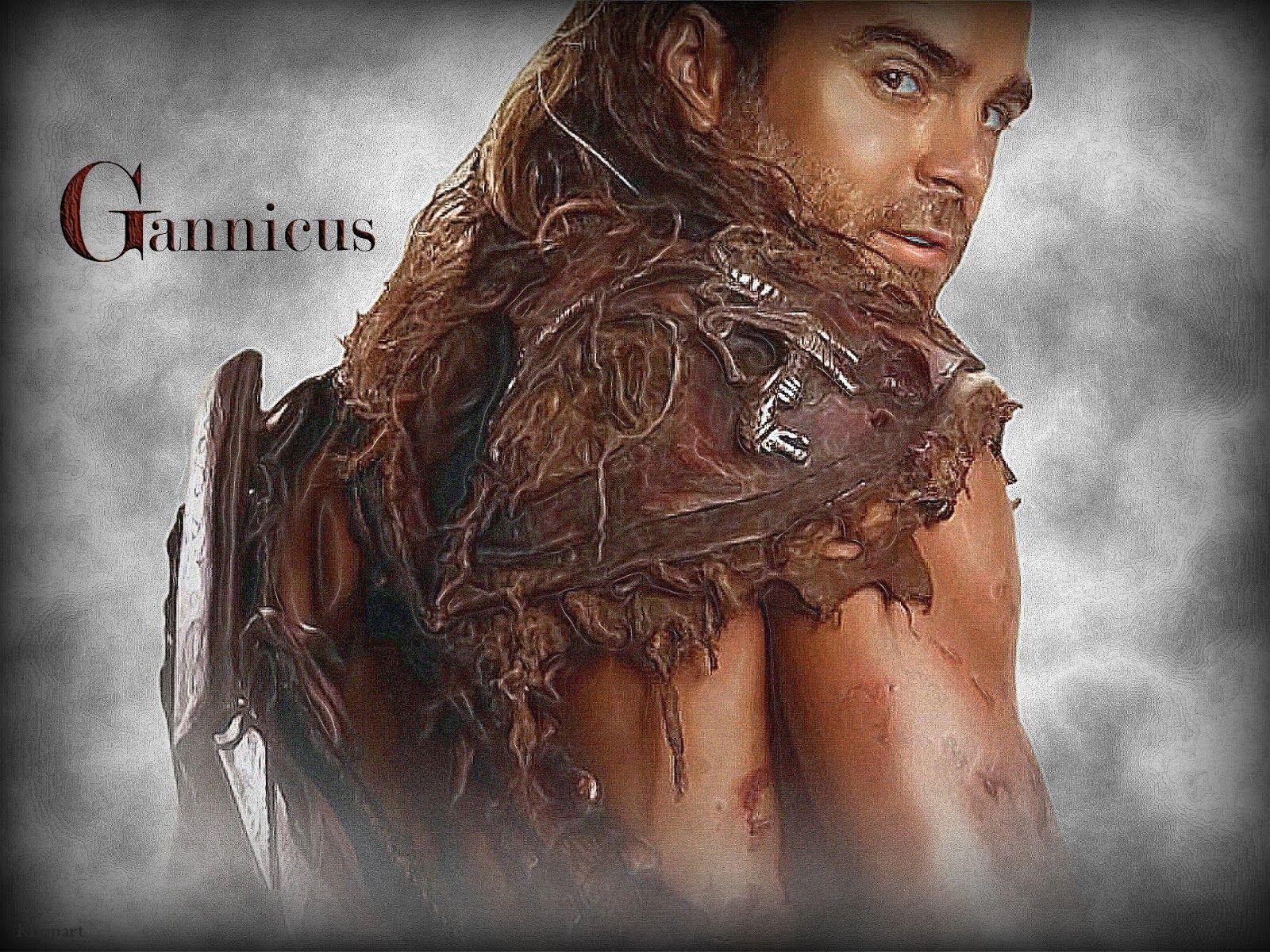 Laurence olivier spartacus quotes - Gannicus Spartacus