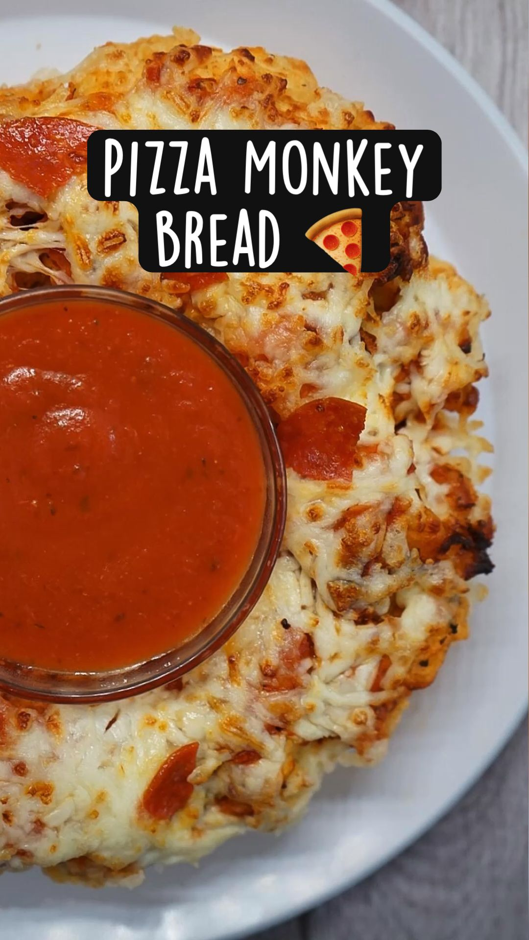 Pizza Monkey  bread 🍕