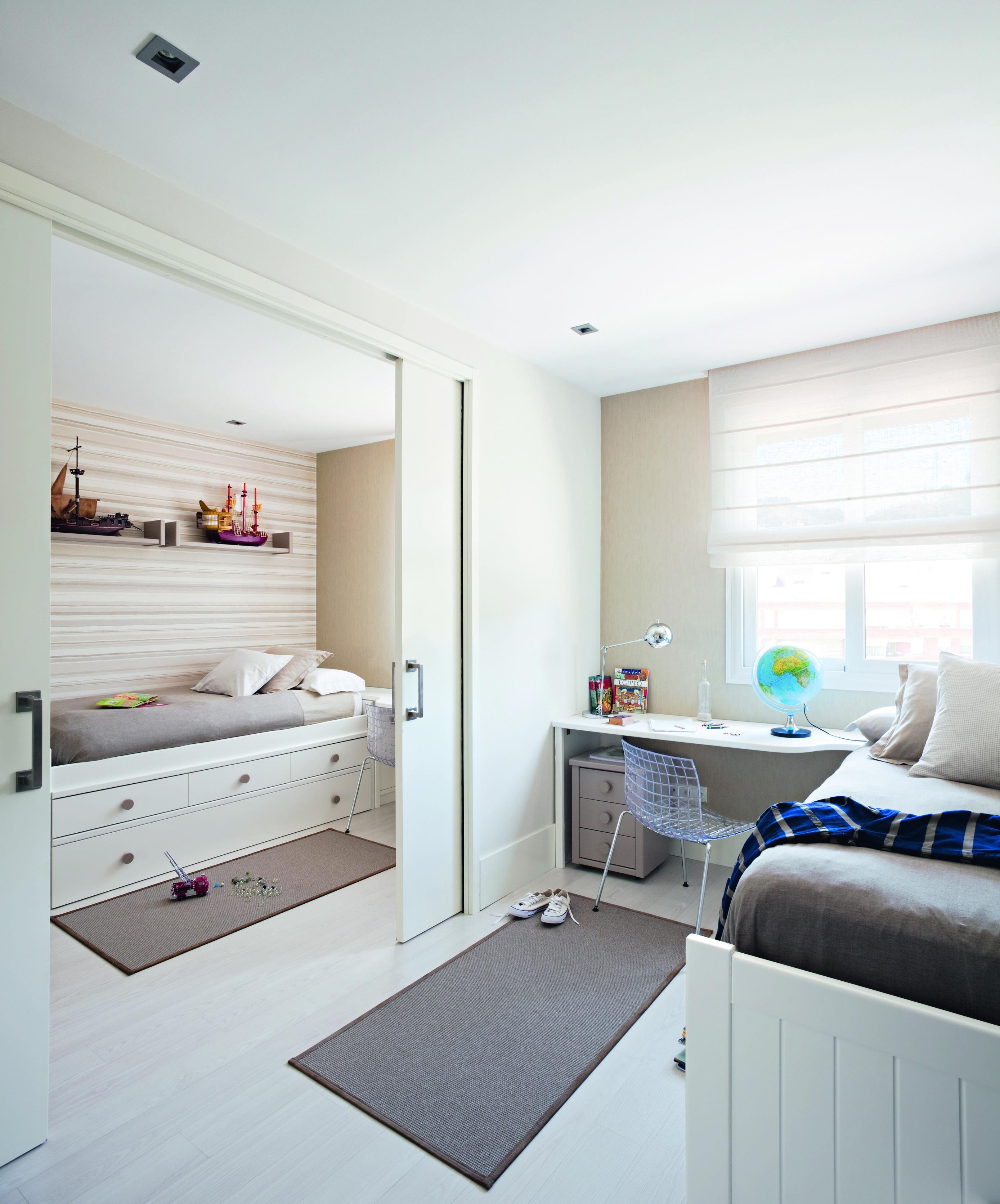 Dormitorio De Ninos Por La Albaida Decoracion Ideas Para Las - Dormitorio-de-nios