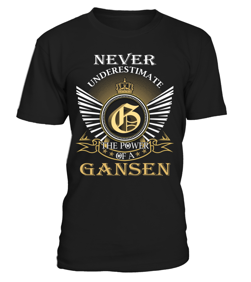 Never Underestimate the Power of a GANSEN