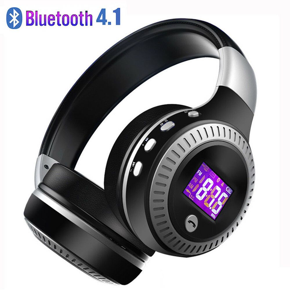 Zealot Bluetooth Wireless Sports Stereo Headphones Headset Super Bass Ear Bluetooth Headphones Wireless Headphones With Microphone Wireless Headphones With Mic