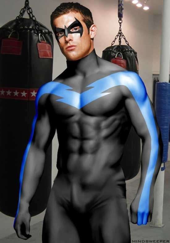 where can i find gay superheros