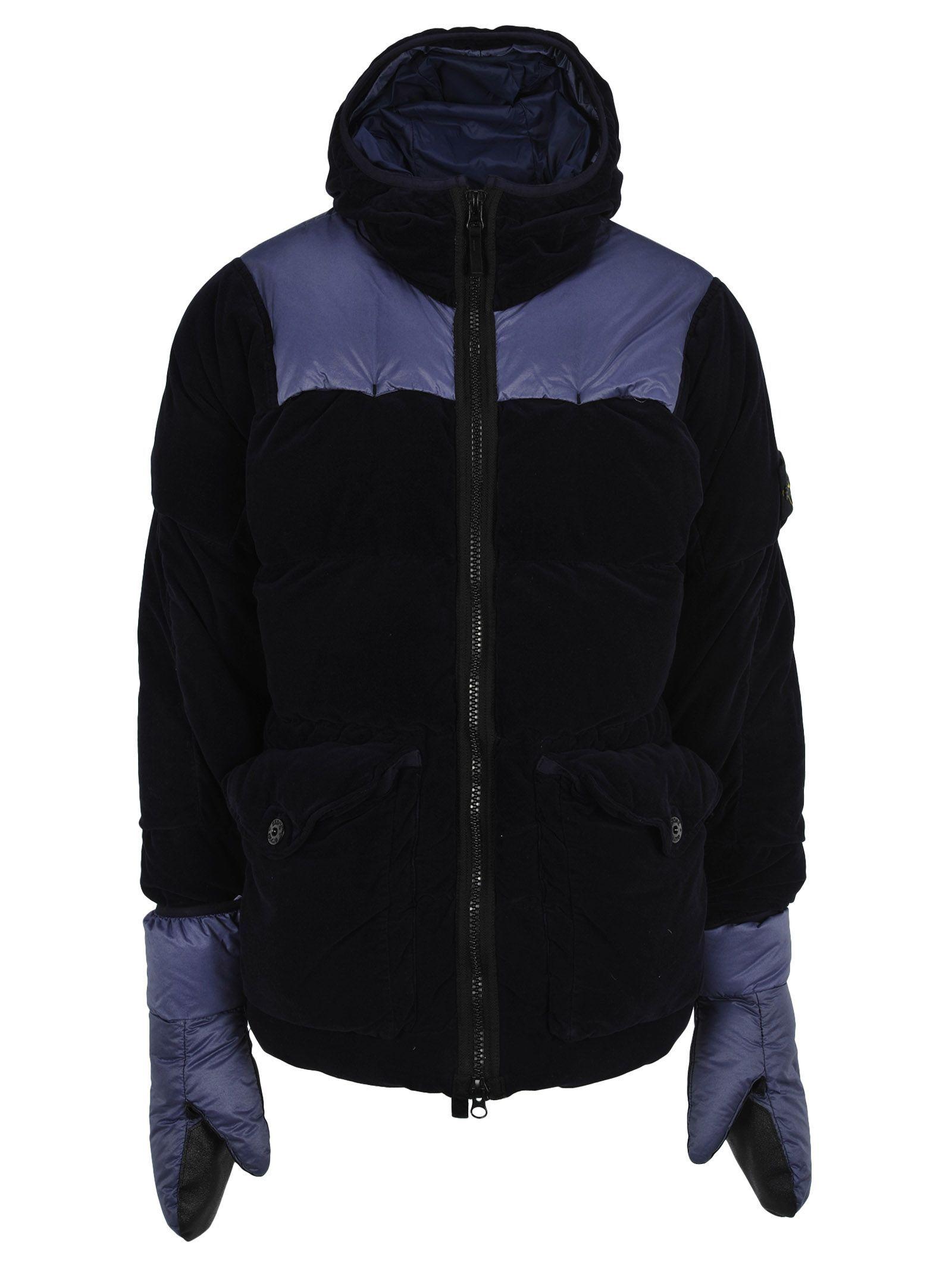 low priced e71e7 d4d8e STONE ISLAND VELVET PIUMINO. #stoneisland #cloth | Stone ...