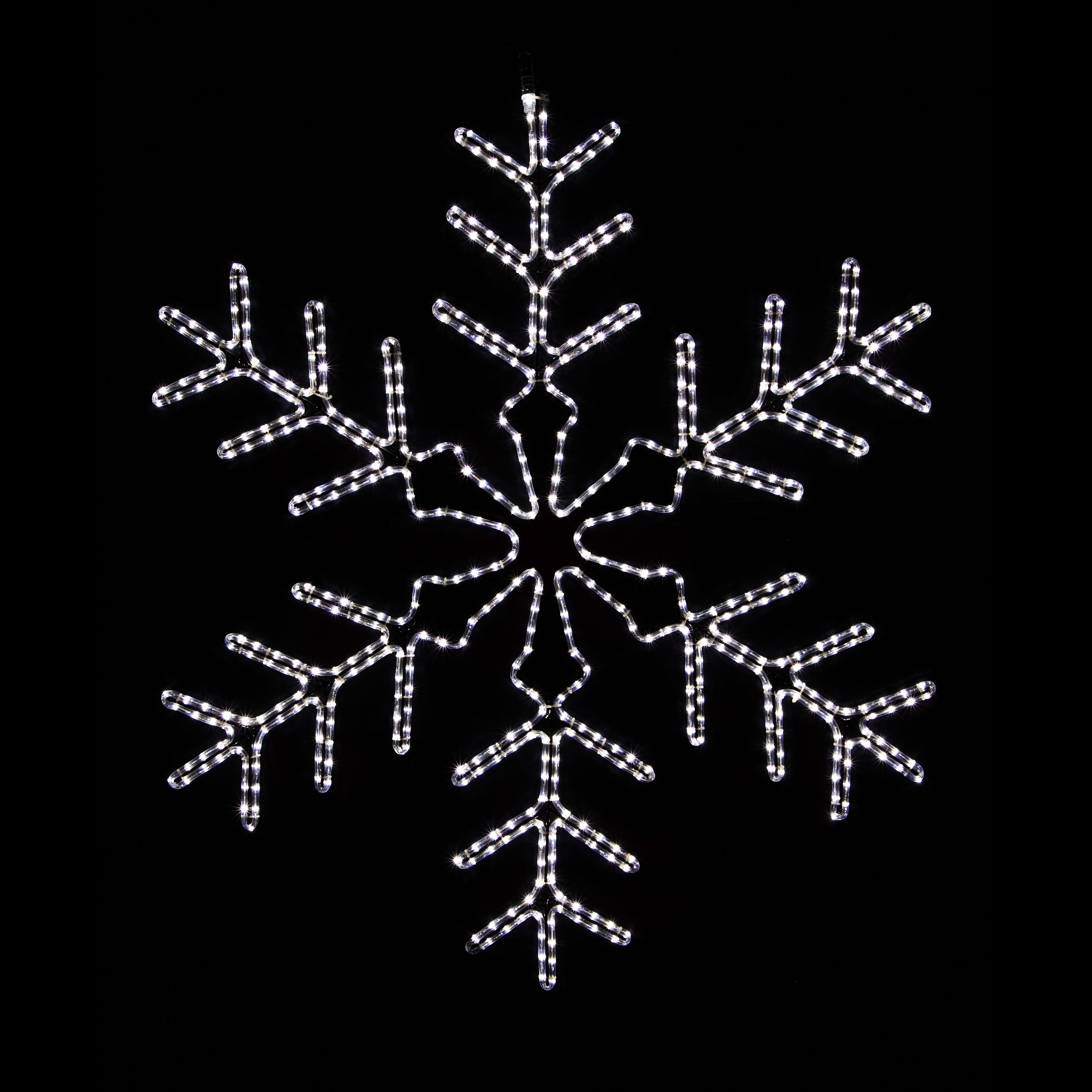 Creating The Right Atmosphere With Amazing Snowflake Lights