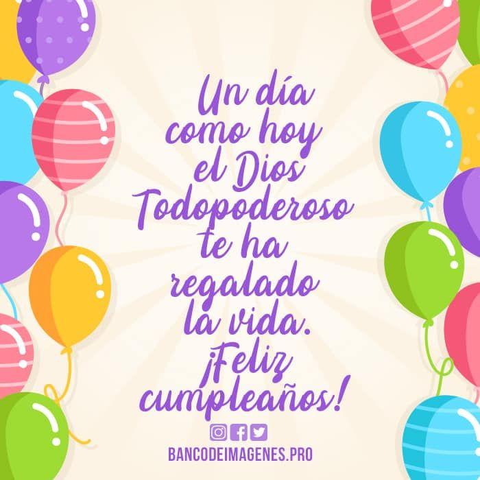Imagenes Bonitas De Feliz Cumpleanos Para Un Amigo Birthday Wishes Quotes Birthday Quotes Bday Quotes