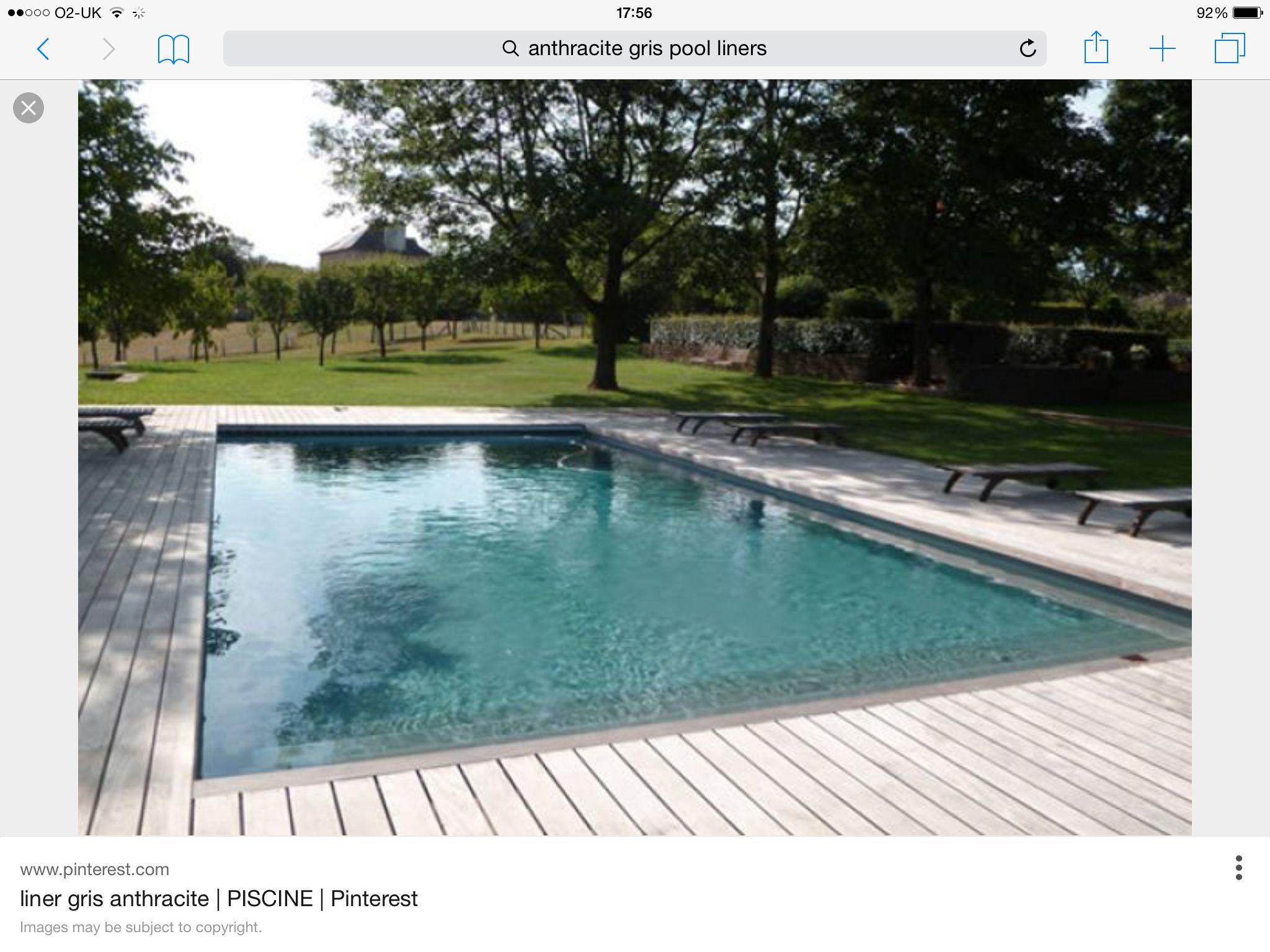 Garden Pool, Terrace, Beach House, Luxury Pools, Pool Ideas, Plans, Patios,  Gray, Gardens