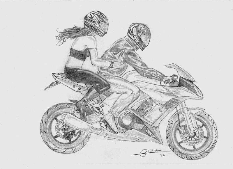 Kawasaki Z1000sx Con Imagenes Motos Dibujos Dibujos Flasheros
