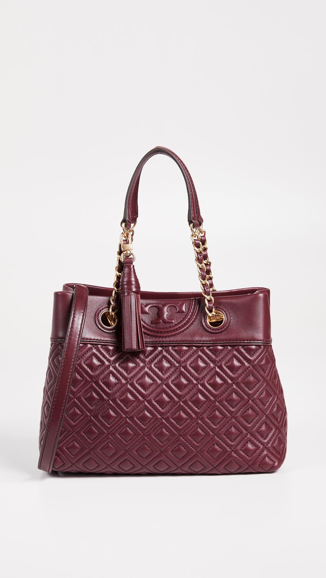 79f141250d43 Tory Burch Fleming Small Tote