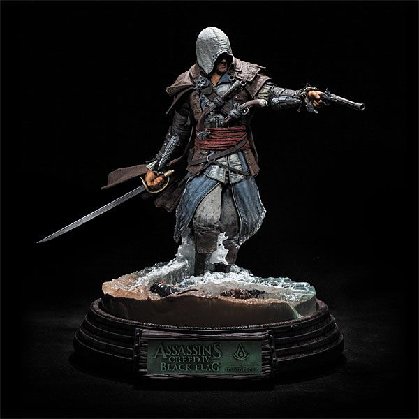 Assassin S Creed Resin Statue Assassin S Creed Statue Assassins