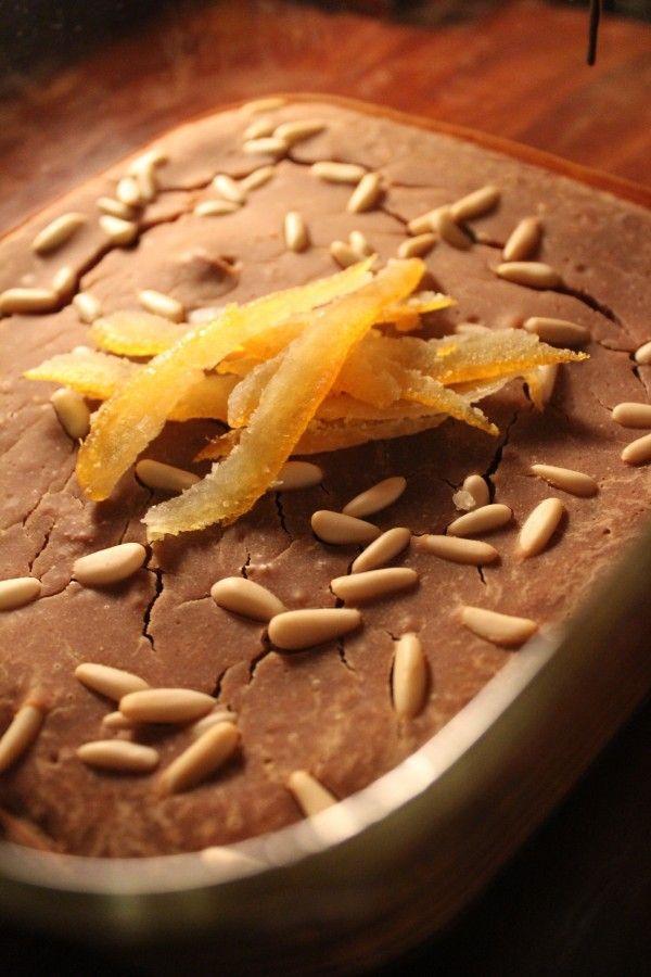 Castagnaccio dolci torte senza latticini senza glutine una vegetariana in cucina 01 dolci - Una vegetariana in cucina ...
