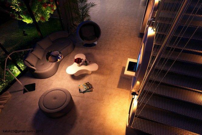 Contemporary Patio Furniture/Moderne Terrasse Möbel