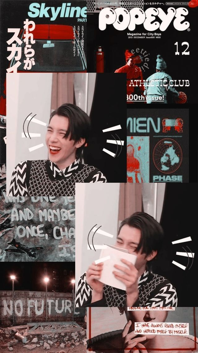 [ NCT Reactions ]