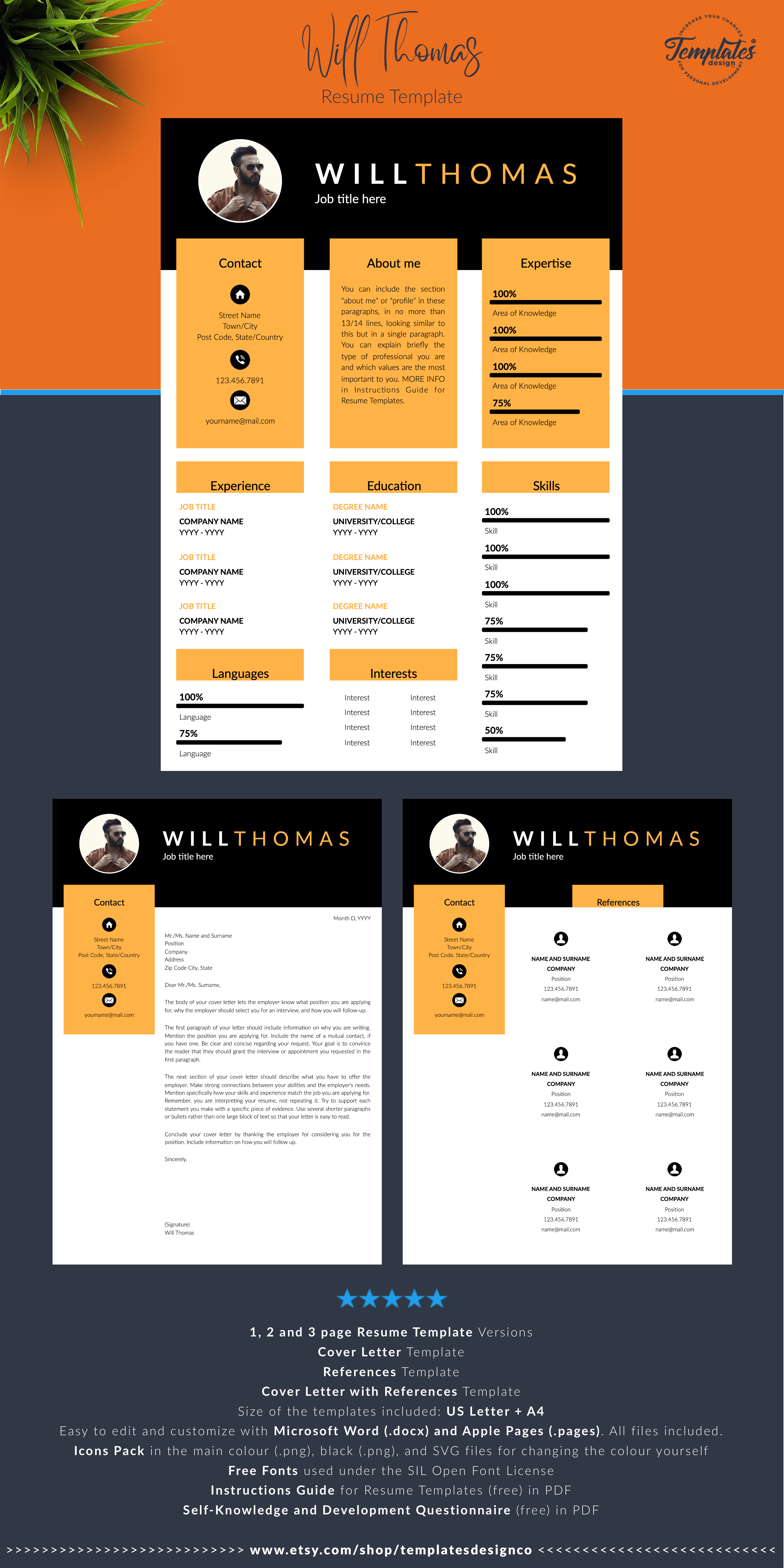 The Best Resume Templates For 2016 2017 Word Stagepfe Free Resume Template Word Free Cv Template Word Resume Template Word